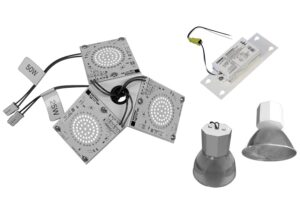 Dome High Bay LED Retrofit Kits