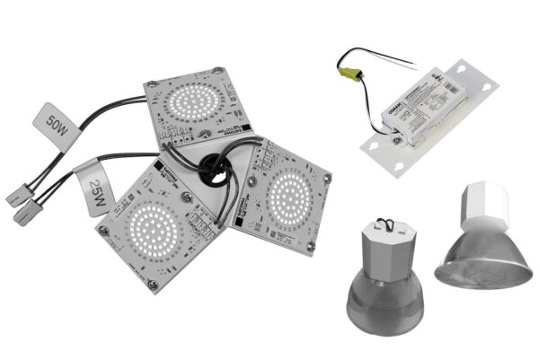 Dome High Bay LED Retrofit Kits