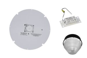 Round Canopy LED Retrofit Kits