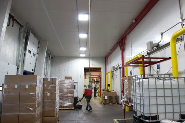Led Cold Storage Lighting 1st Source Made In