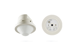 Motion sensor for LED cold storage lighting